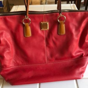 DOONEY & BOURKE - Red large bag